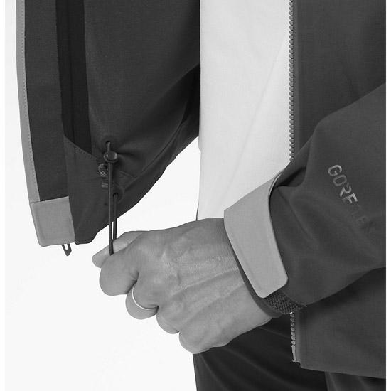 The North Face Apex Flex GTX 2.0 Jacket W - Photo of detail