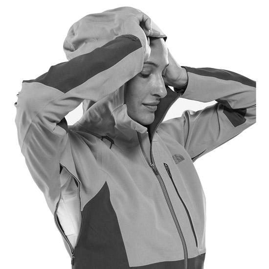 The North Face Apex Flex GTX 2.0 Jacket W - Photo de détail