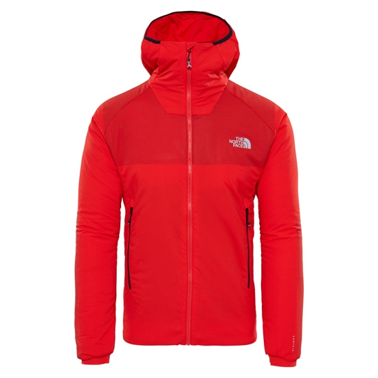 The North Face Summit Summit L3 Ventrix Hoodie - Fiery Red