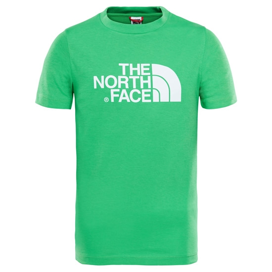 The North Face Easy Tee Youth - Classic Green
