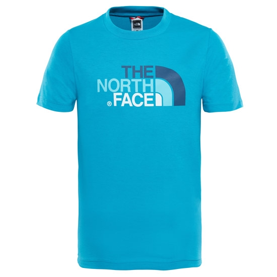 The North Face Easy Tee Youth - Algiers Blue