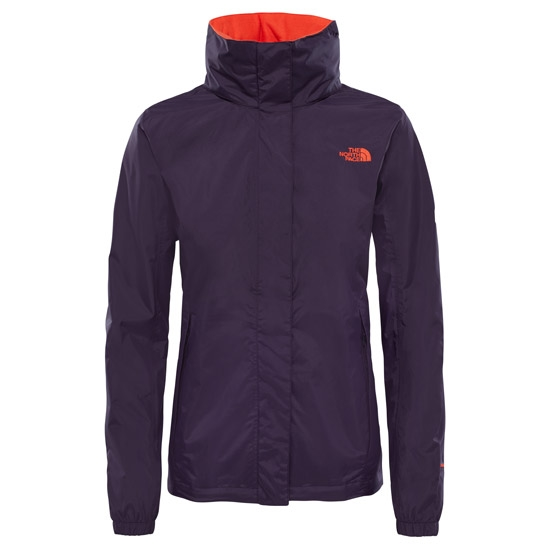 The North Face Resolve 2 Jacket W - Galaxy Purple