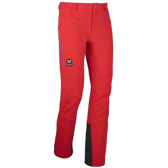 Millet Trilogy Wool Schoeller Pant - Red/Rouge