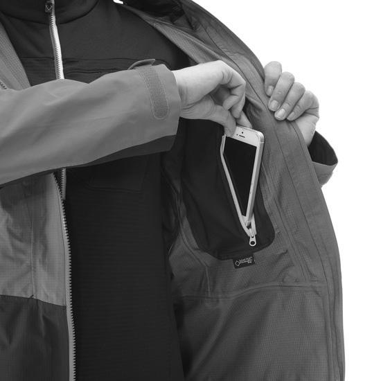 super popular fd8bb ddfbe Trilogy V Icon Dual Gtx Pro Jacket W