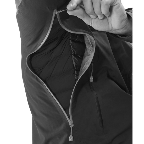 Millet Trilogy Core Gtx Pro Jacket - Photo of detail