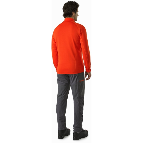 Arc'teryx Konseal Zip Neck - Photo de détail