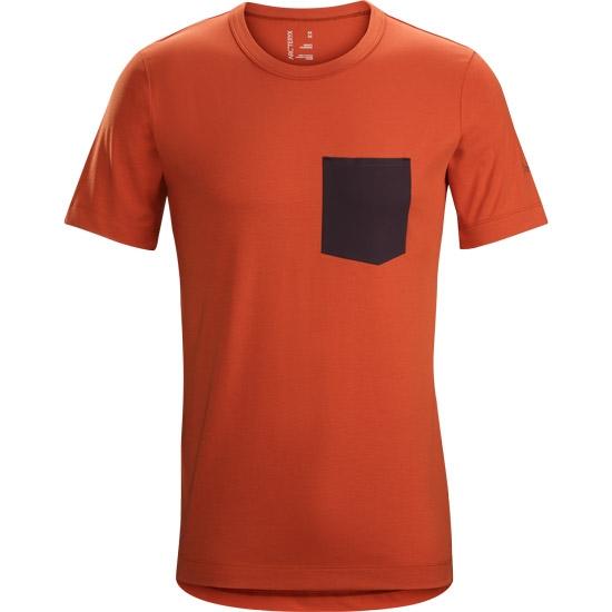 Arc'teryx Anzo T-Shirt - Rooibos