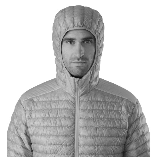 Arc'teryx Cerium SL Hoody - Photo of detail