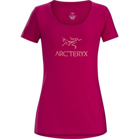 Arc'teryx Arc'Word SS T-Shirt W - Ixora