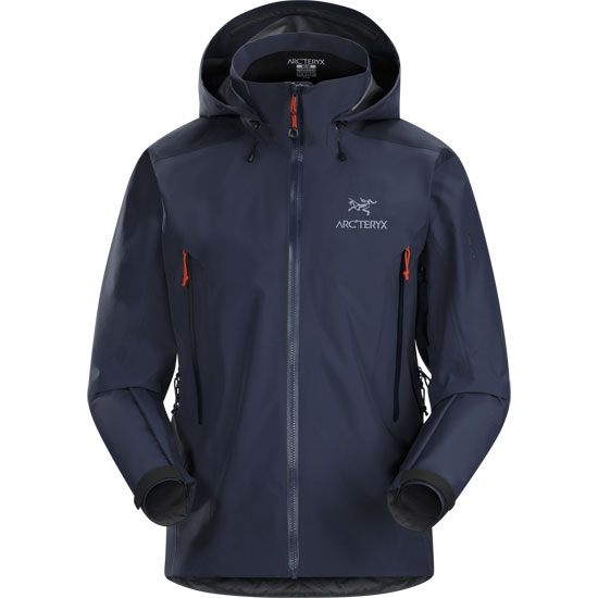 Arc'teryx Beta Ar Jacket - Midnightha