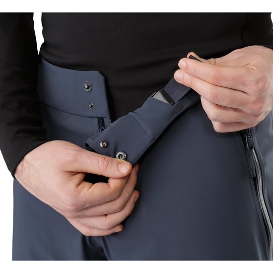 Arc'teryx Cassiar Pant - Photo of detail