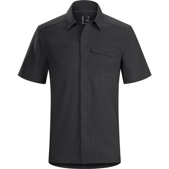 Arc'teryx Skyline SS Shirt - Black