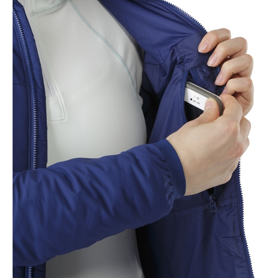 Arc'teryx Atom LT Jacket W - Photo of detail