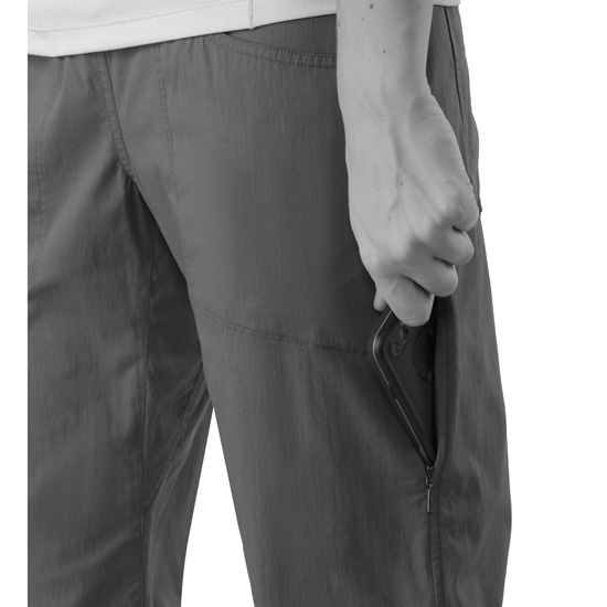 Arc'teryx Levita Pant W - Photo of detail