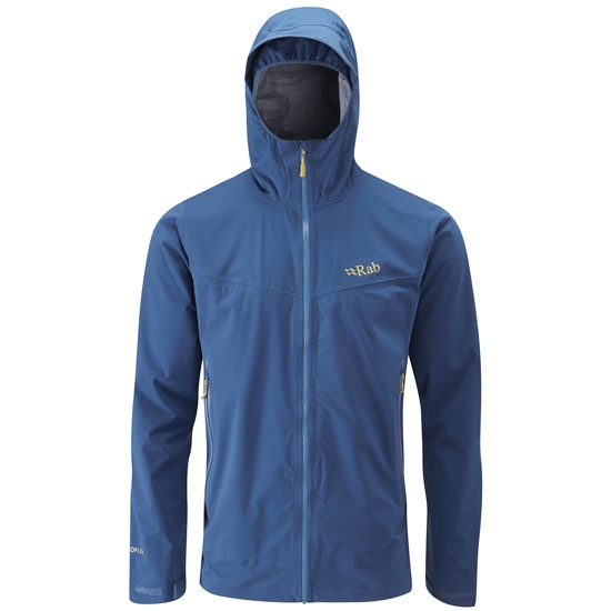 Rab Kinetic Plus Jacket - Ink
