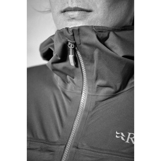 Rab Kinetic Plus Jkt W - Detail Foto