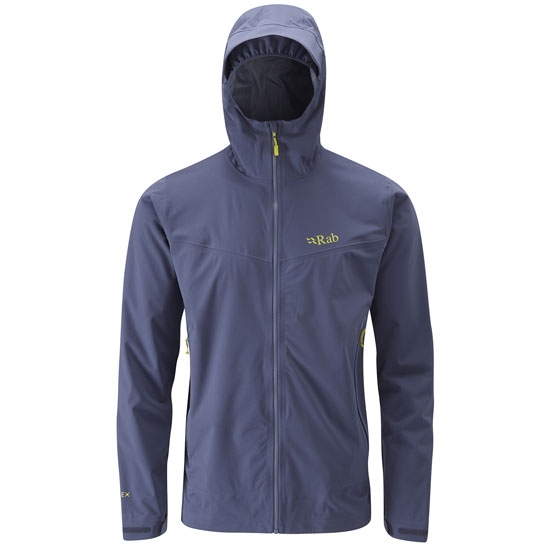 Rab Kinetic Plus Jacket - Steel