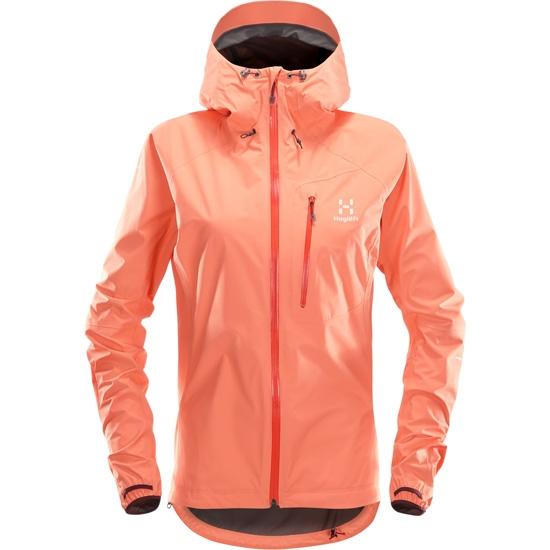 Haglöfs L.I.M III Jacket W - Coral Pink