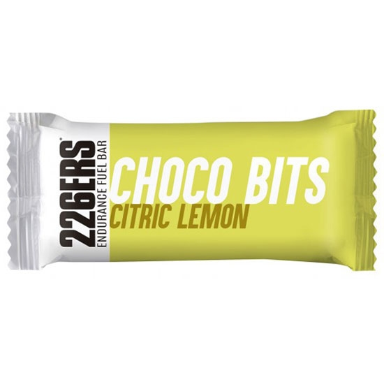 226ers Endurance Bar Choco Bits Citric Lemon -