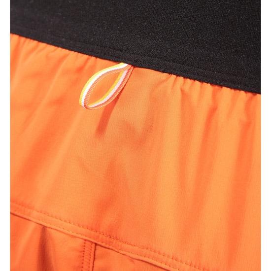 Haglöfs L.I.M Fuse Shorts - Photo of detail