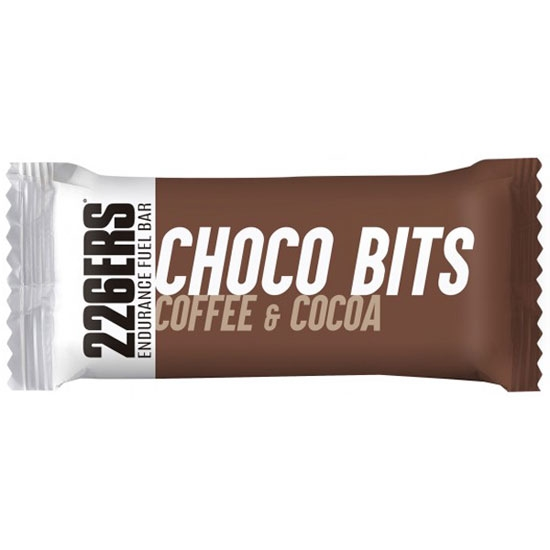 226ers Endurance Bar Choco Bits Coffee & Cocoa -