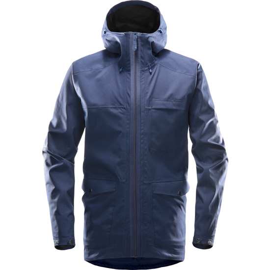 Haglöfs Eco Proof Jacket - Tarn Blue
