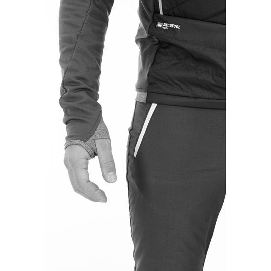 Ortovox (SW) Piz Roseg Jacket - Photo de détail