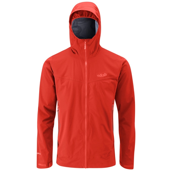 Rab Kinetic Plus Jacket - Dark Horizon/Shadow