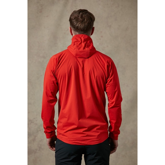 Rab Kinetic Plus Jacket - Photo de détail