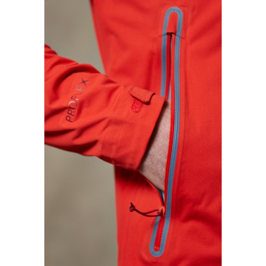 Rab Kinetic Plus Jacket - Photo of detail