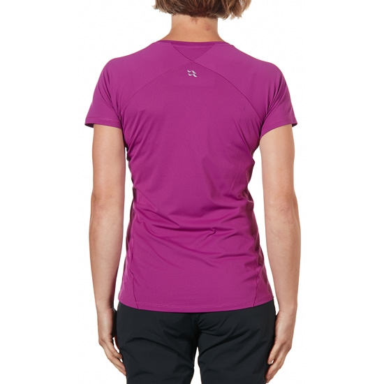 Rab Force SS Tee W - Photo de détail