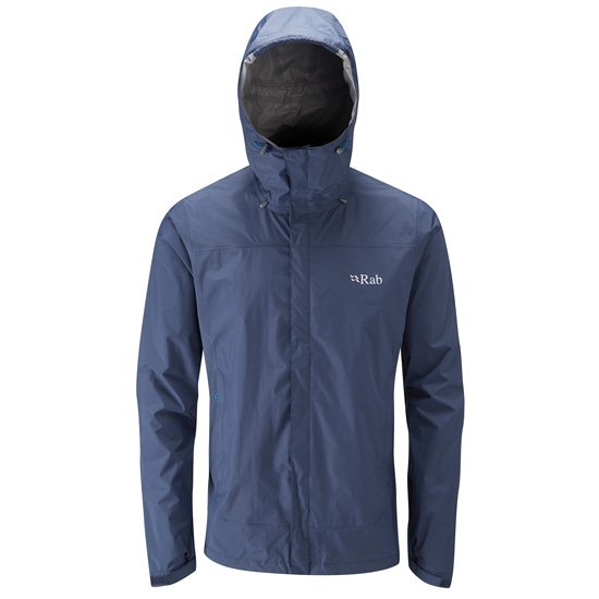 Rab Downpour Jacket - Twilight
