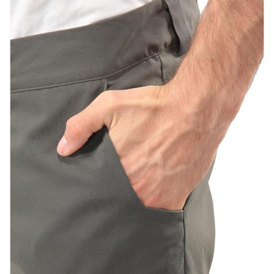 Haglöfs Mid Solid Shorts - Photo de détail