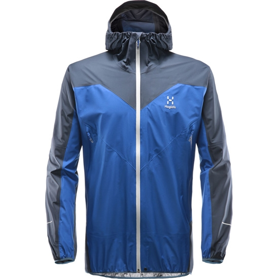 Haglöfs L.I.M Comp Jacket - Cobalt Blue/Tarn Blue