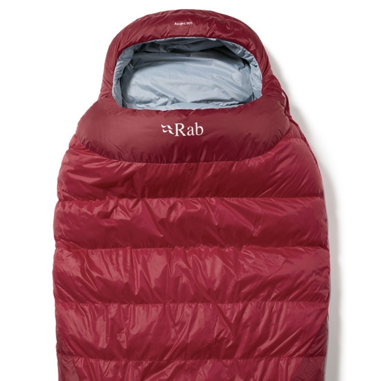 Rab Ascent 900 Lz - Photo of detail