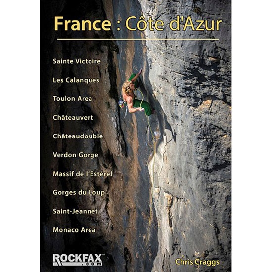 Ed. Rock Fax France. Côte d'Azur -
