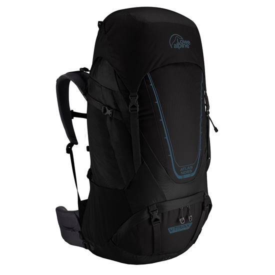 Lowe Alpine Atlas ND 65 W - Anthracite/Grey