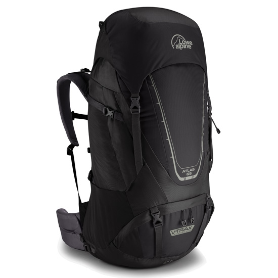Lowe Alpine Atlas 65:75 - Anthracite/Grey