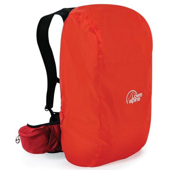 Lowe Alpine Aeon Raincover S - Hot Orange