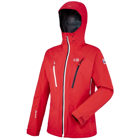 Millet Trilogy V Icon Dual Gtx Pro Jacket W - Red/Rouge