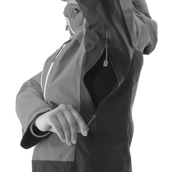 Millet Trilogy V Icon Dual Gtx Pro Jacket W - Photo of detail