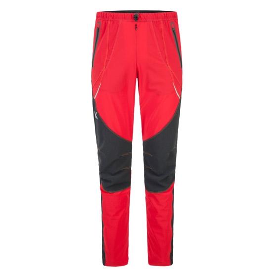 Montura Free K -7 cm Pants - Rosso