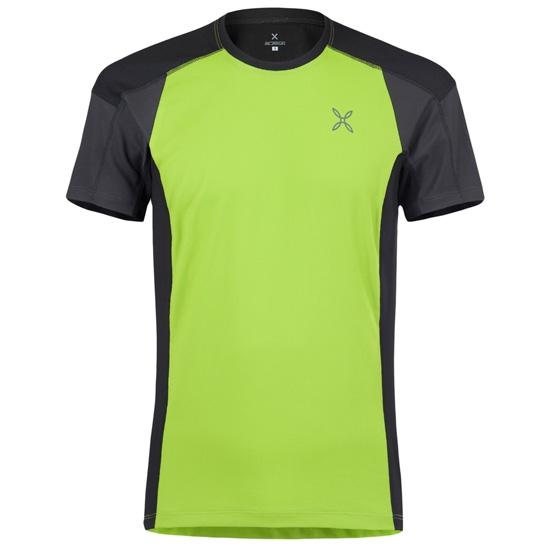 Montura Outdoor Trail T-Shirt - Acid Green