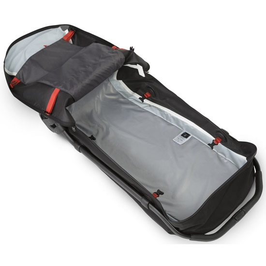 Arc'teryx V110 Rolling Duffel - Photo of detail