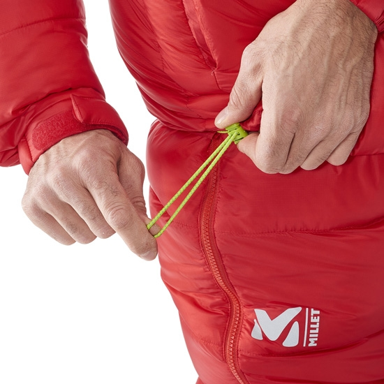 Millet MXP Trilogy Down Jacket - Photo of detail