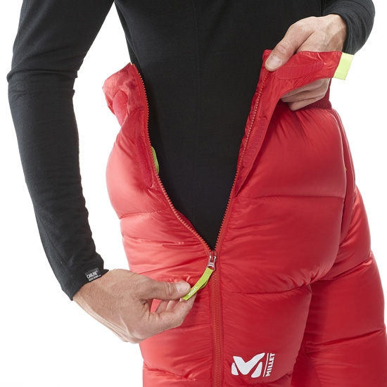 Millet MXP Trilogy Down Pant - Photo of detail