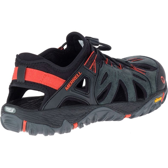 Merrell All Out Blaze Sieve - Detail Foto