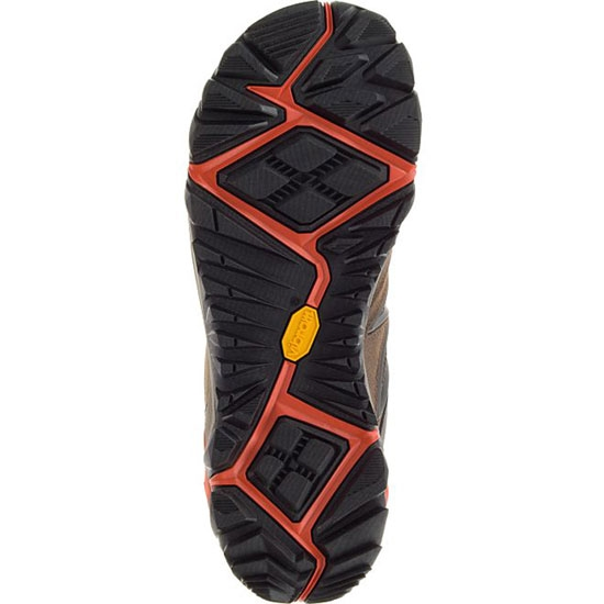 Merrell All Out Blaze 2 Mid Gtx - Photo of detail