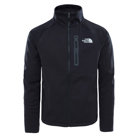 The North Face Canyonlands Softshell Jacket - Tnf Black