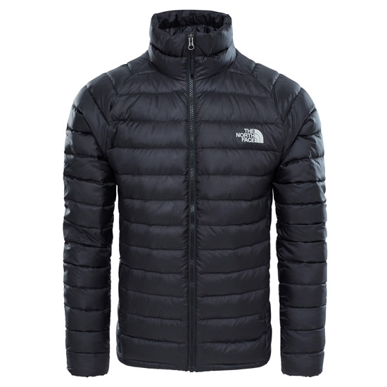 The North Face Trevail Jacket - TNF Black/TNF Black